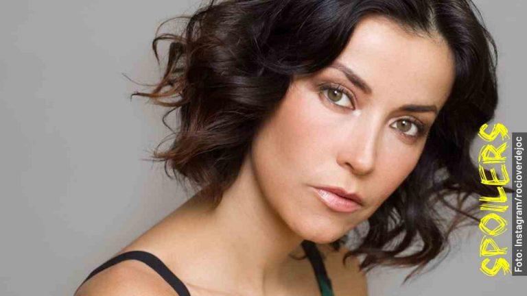 Ella es Nora, la mamá de Sofía en Control Z, serie de Netflix