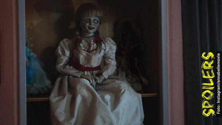 Quién es quién en Annabelle, película de terror en Netflix