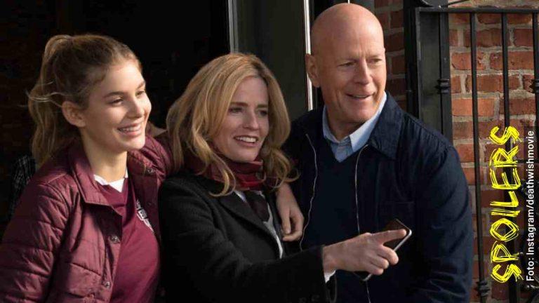 Quién es quién en Deseo de Matar, película de Bruce Willis en Netflix