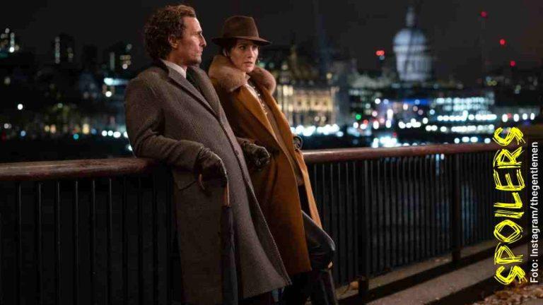 Quién es quién The Gentlemen, película en Netflix