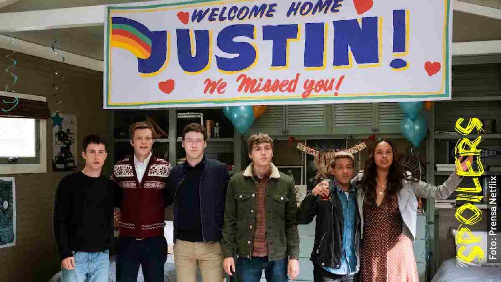 13 reasons why última temporada personajes
