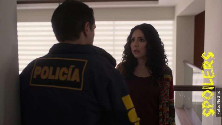 ¿La China y Alfredo Castillo fueron algo, como en la serie sobre Paulette?
