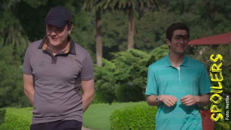 Quién es David Korenfeld en La Búsqueda, serie de Netflix sobre Paulette