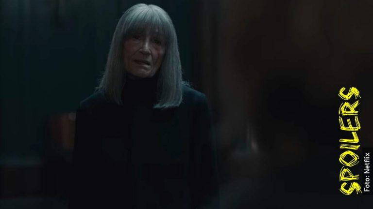 Ella es Eva o Martha en Dark, serie de Netflix