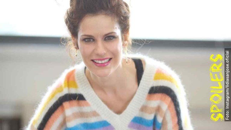 Ella es Gaby, maestra y pareja de Alex en Control Z, serie de Netflix