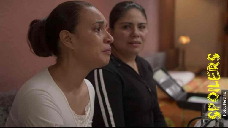 Ellas son las nanas de Paulette en La Búsqueda, serie de Netflix