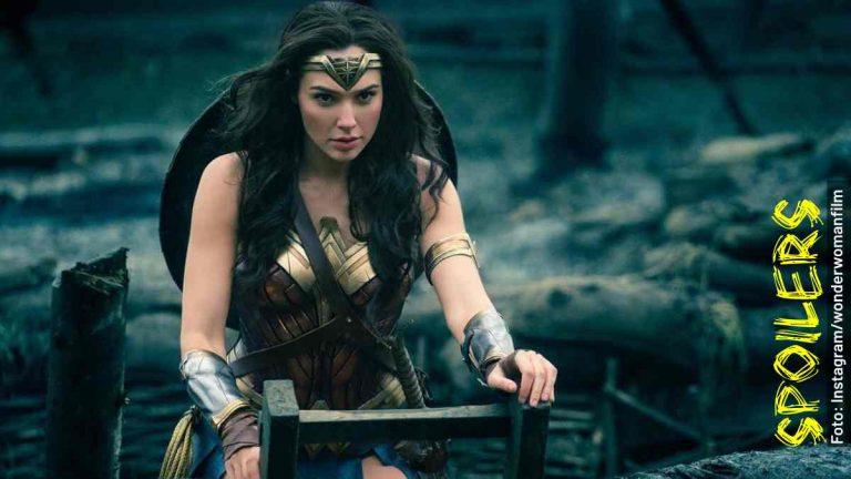 Quién es Quién en Mujer Maravilla, película en Netflix