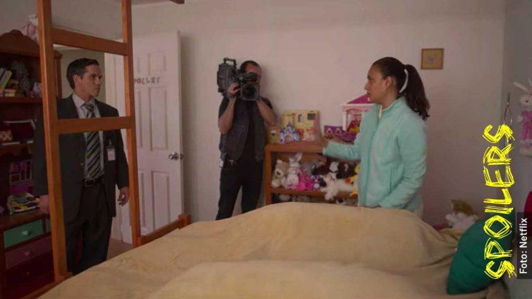 Quién es quién en La Búsqueda, serie de Netflix sobre Paulette
