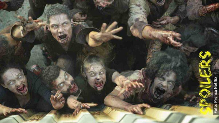 Quién es quién en Reality Z, serie brasileña de zombies en Netflix