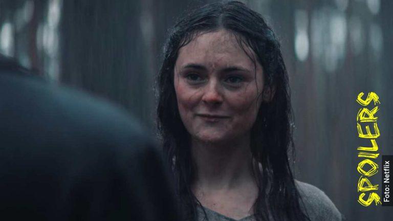 Ella es Silja Tiedemann en Dark, serie de Netflix
