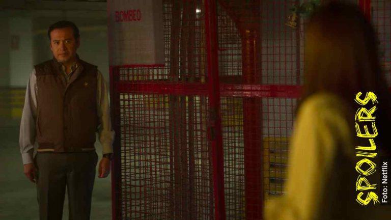 Quién es Tomás Zimbrón en La Búsqueda, serie de Netflix sobre Paulette
