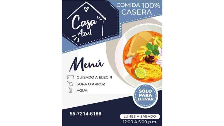 Aquí comida para llevar en San Pedro, Nicolás Romero