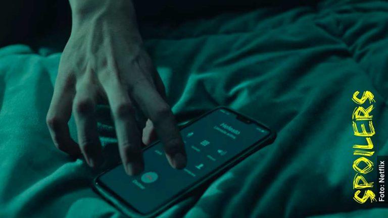 Quién es Hefesto en Oscuro Deseo, serie de Netflix