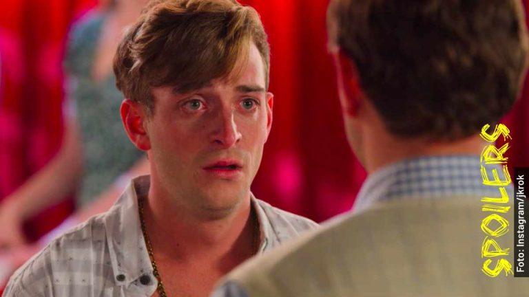 Quién es Ollie, el chico gay en El Stand de los Besos, película de Netflix