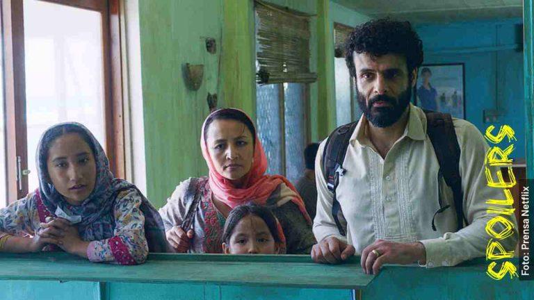Quién es quién en Desplazados, serie de Netflix