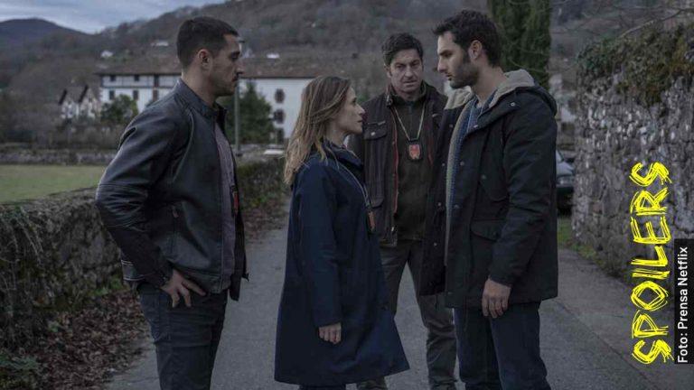 Quién es quién en Ofrenda a la Tormenta, película española de Netflix