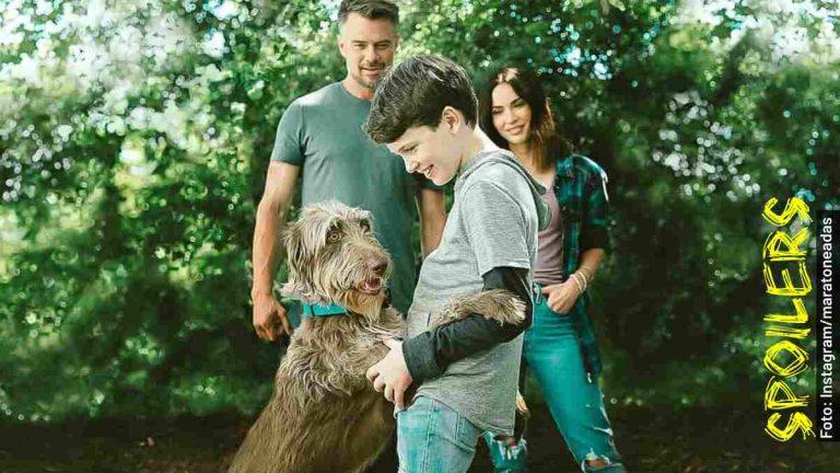 Quién es quién en Una Mente Canina, película de Netflix