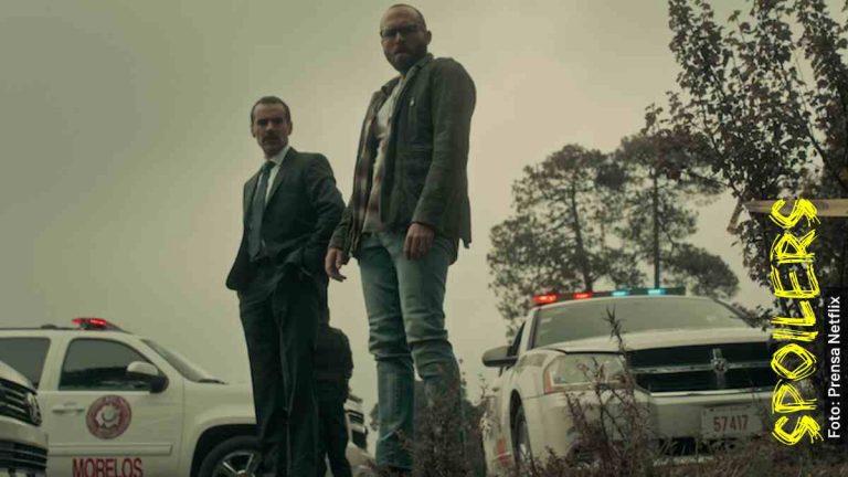 Quién es el asesino en Oscuro Deseo, serie mexicana de Netflix