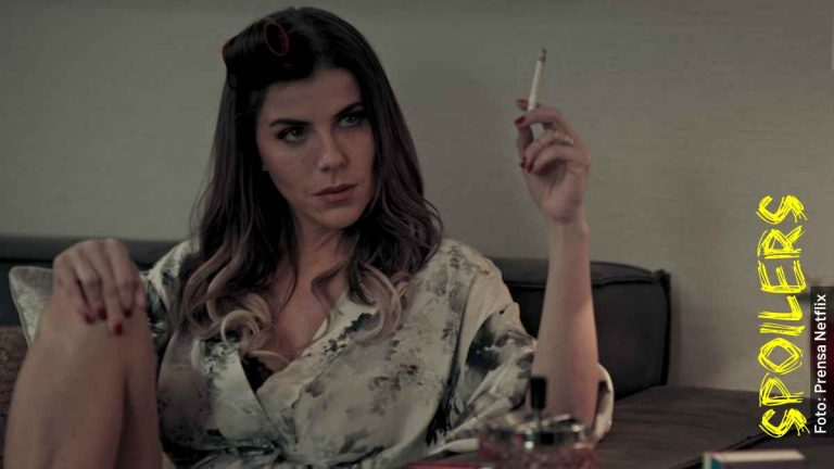 Quién mató a Brenda en Oscuro Deseo, serie de Netflix