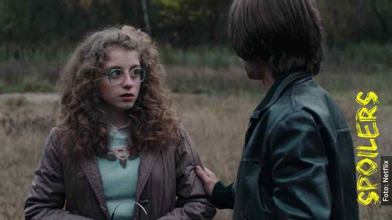 Ella es Regina Tiedemann, hija de Claudia en Dark, serie de Netflix