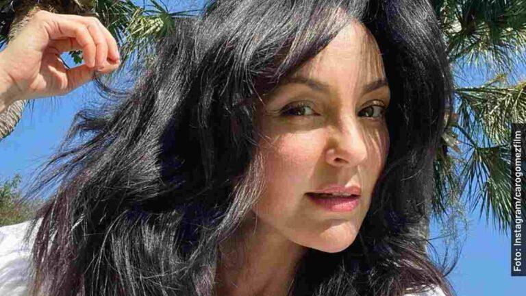 Ella es Analía, protagonista en La Venganza de Analía, serie de Netflix