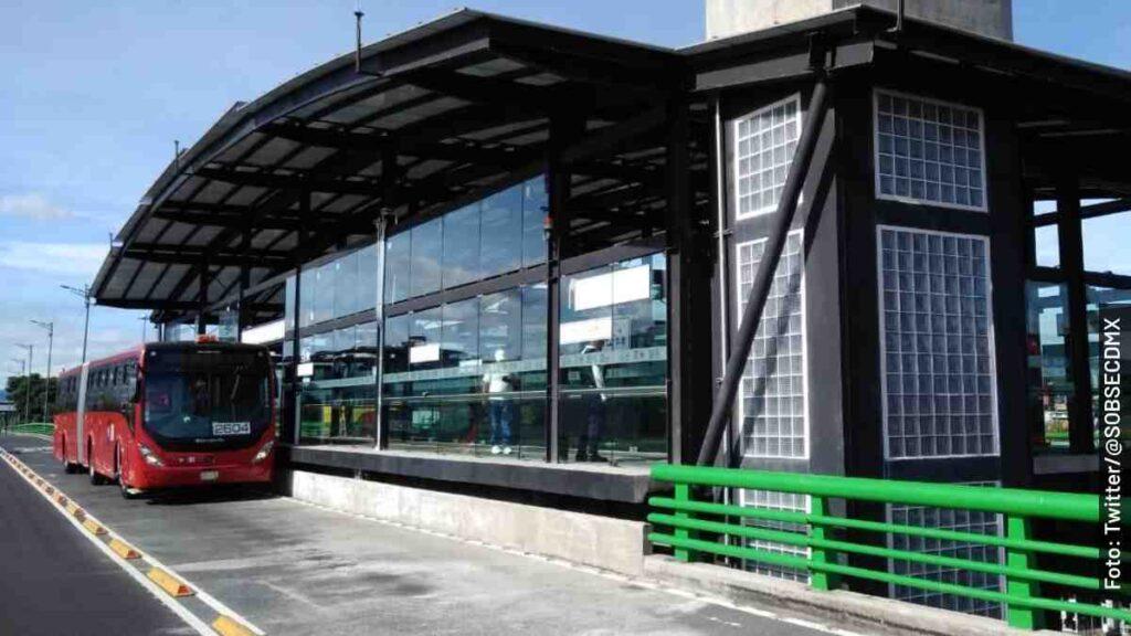 estaciones ampliación línea 5 metrobús