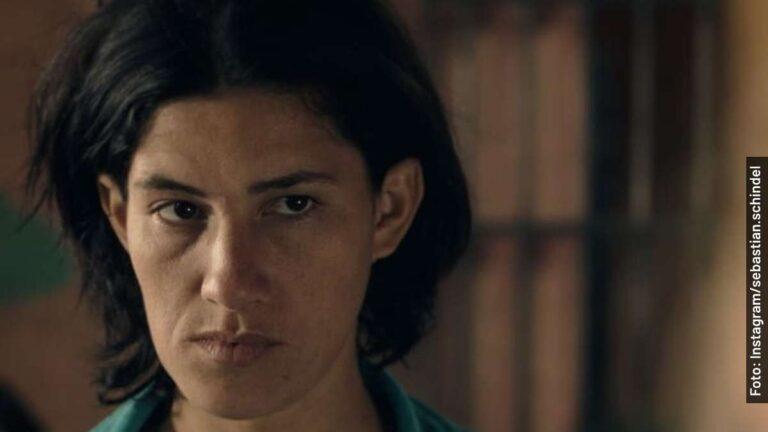 Ella es Gladys en Crímenes de Familia, película argentina de Netflix