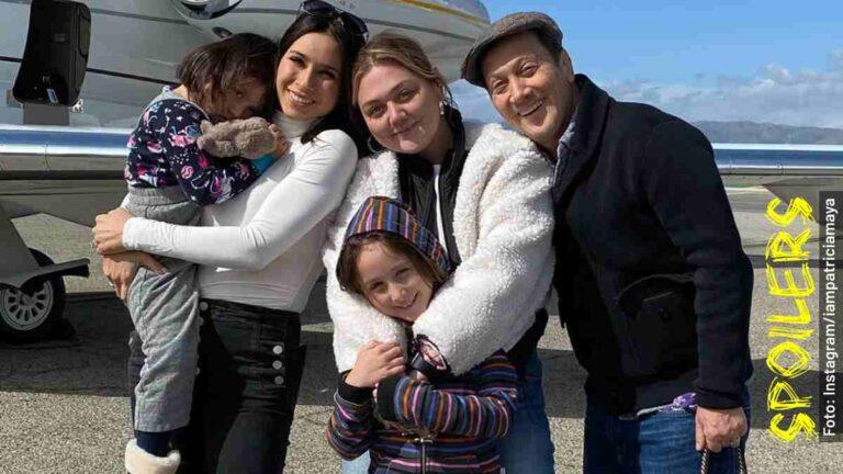 Quiénes son las hijas mexicanas de Rob Schneider