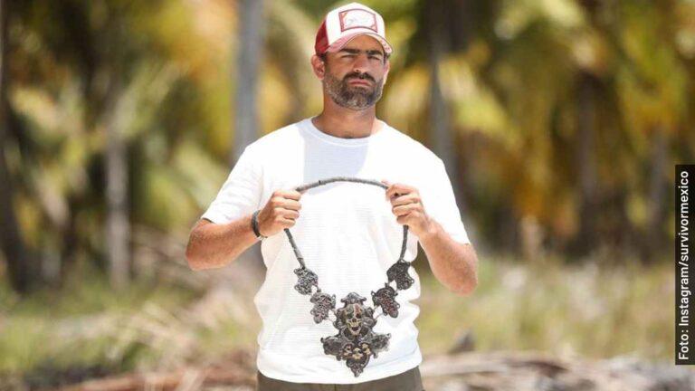 Quién ganó el collar de inmunidad individual en Survivor México