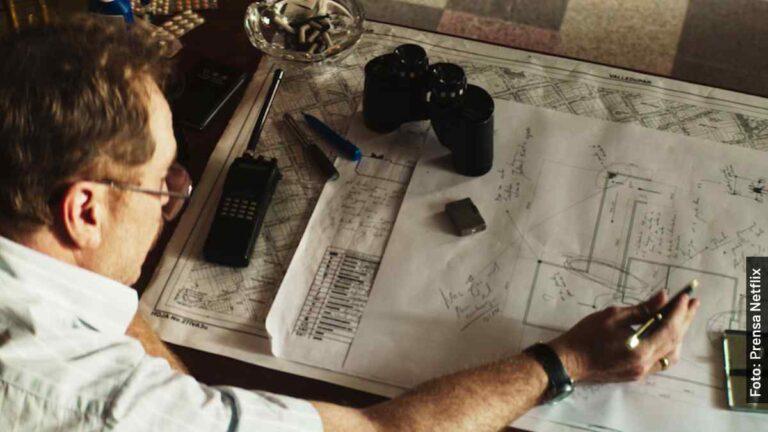 Quién es el abogado Molina de El Robo del Siglo, serie de Netflix