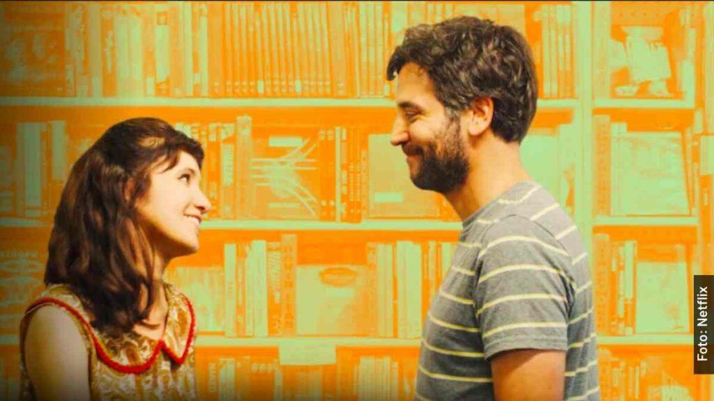 personajes amor y disfunción película