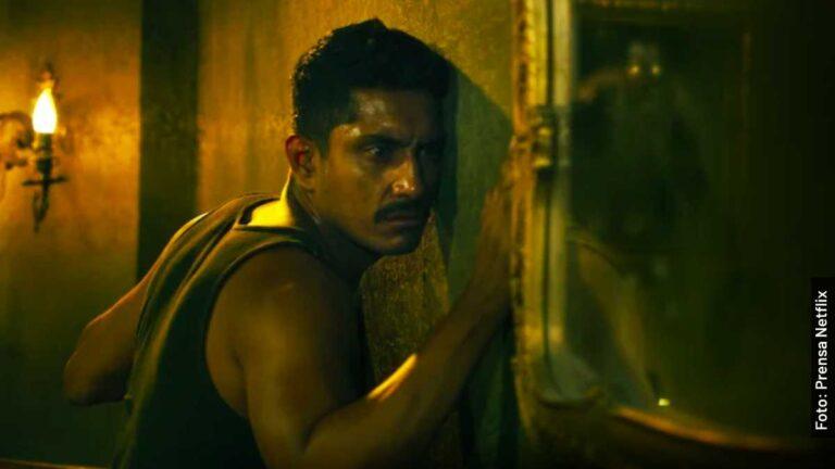 Quién es quién en Fuego Negro, película mexicana en Netflix