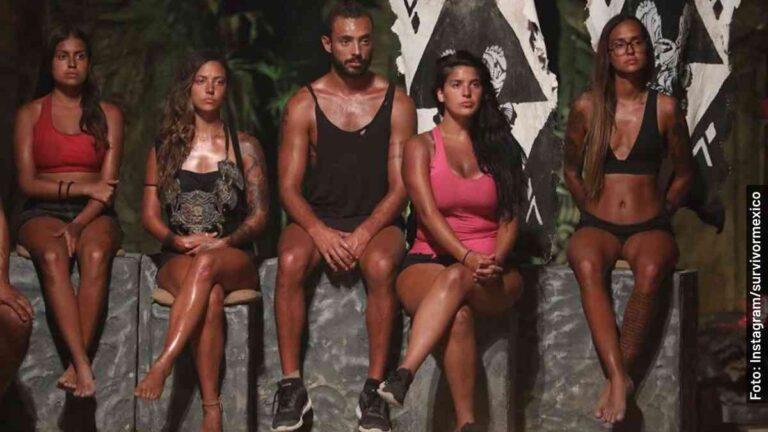 Quién votó por quién o nominaciones en Survivor México, reality de TV Azteca