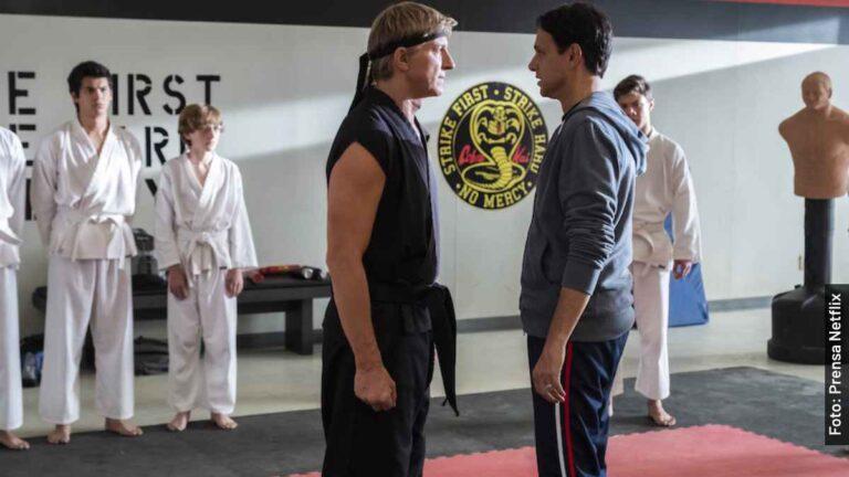 Cuáles son el lema y las reglas de Cobra Kai, serie de Netflix
