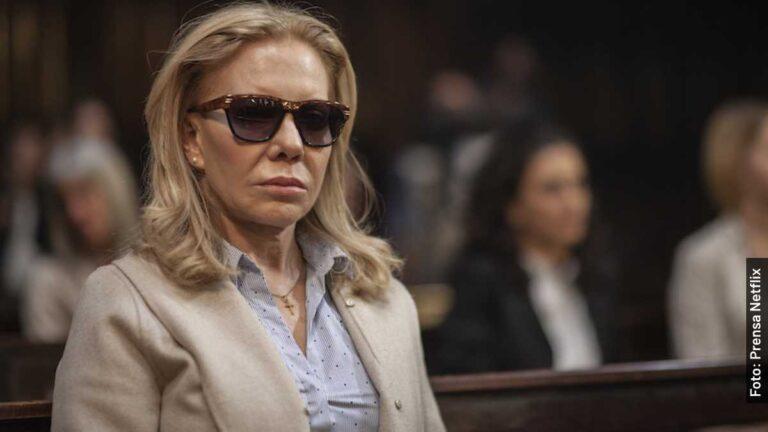 Cuál es la historia en la vida real de Crímenes de Familia, película de Netflix
