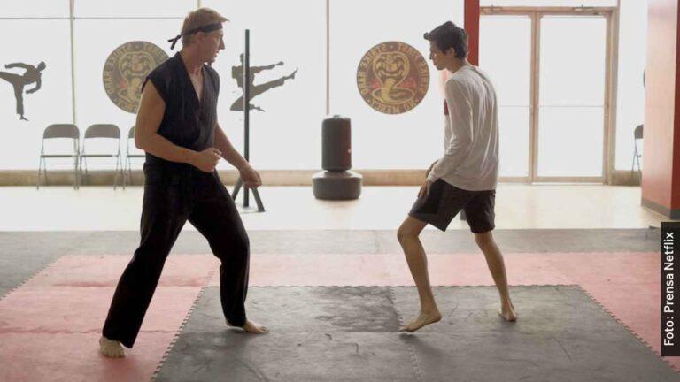 Cobra Kai es Karate Kid 2020, pueden cambiarle el nombre