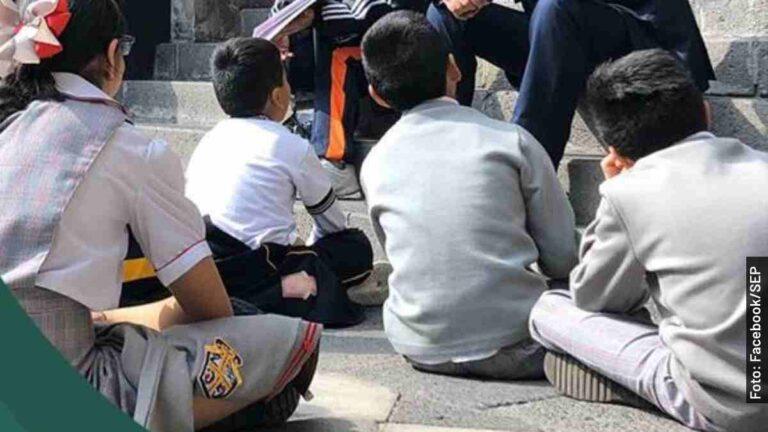 Actividades de preescolar por día, Aprende en Casa 3