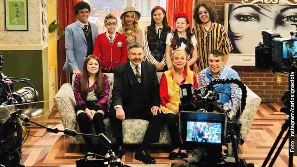 actores una familia de diez