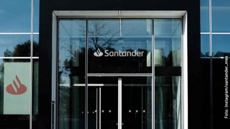 Dónde ver o consultar mi CLABE interbancaria Santander
