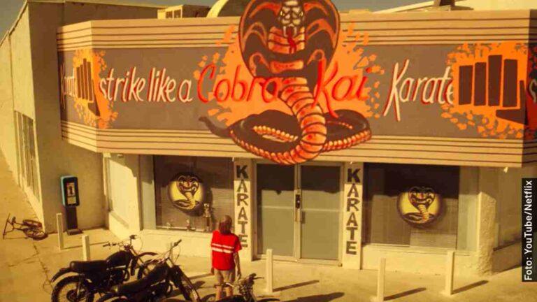 Cómo surgió el dojo de Cobra Kai originalmente