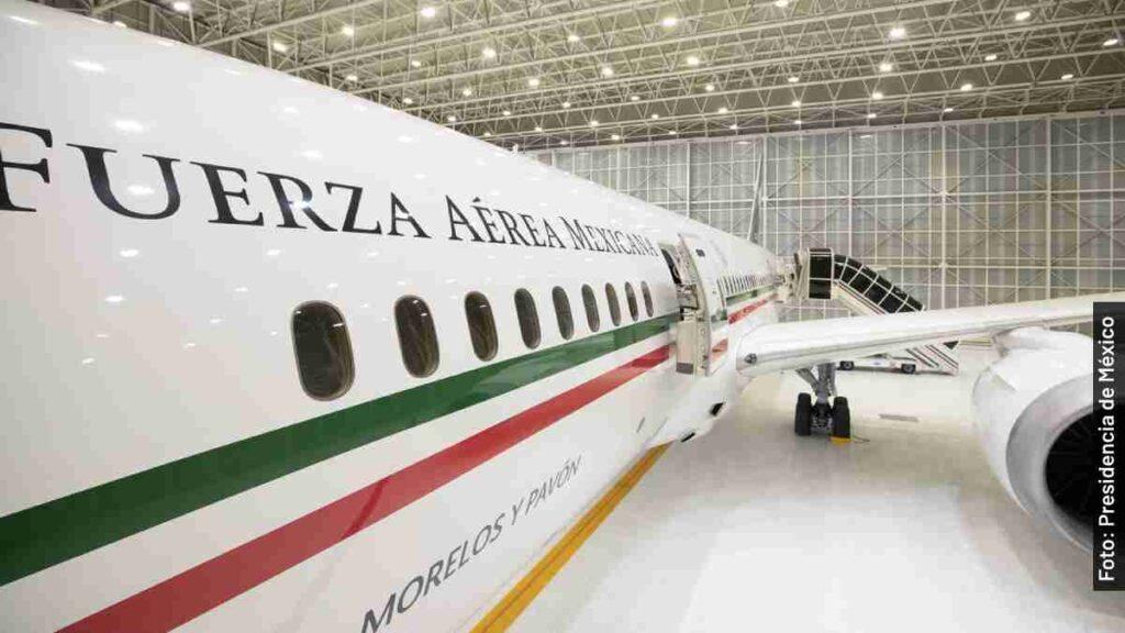 ganadores rifa avión presidencial