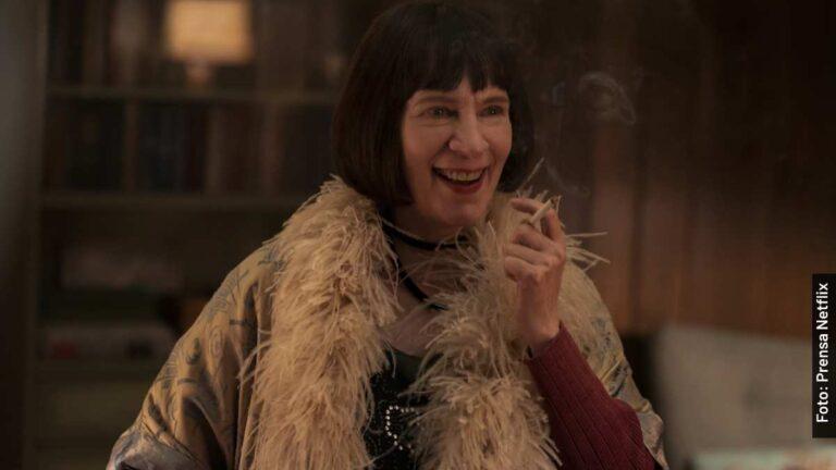 Ella es Louise, un icono de Pulp Fiction en Ratched, serie de Netflix