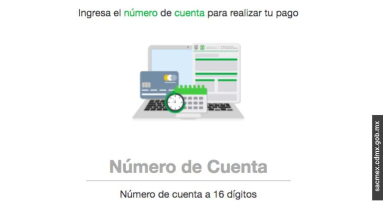 Cómo pagar el agua por internet en la CDMX