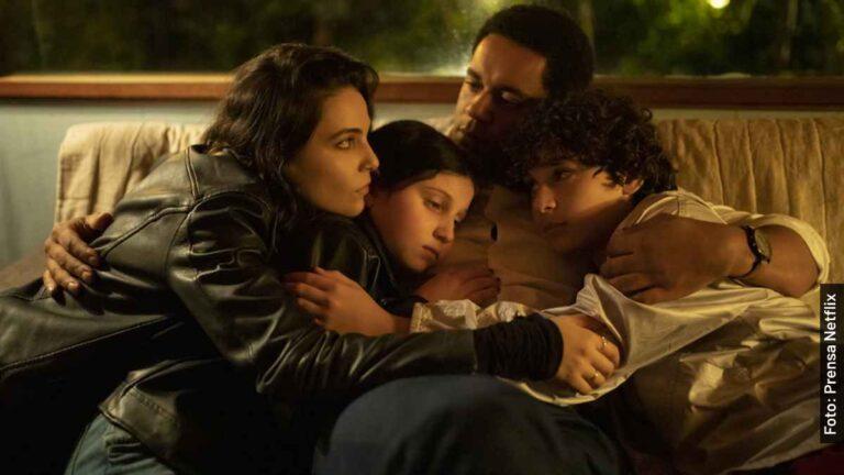 Quién es quién en Buenos Días, Verónica, serie brasileña de Netflix