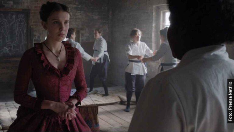 Quiénes son los actores y actrices en Enola Holmes, película de Netflix