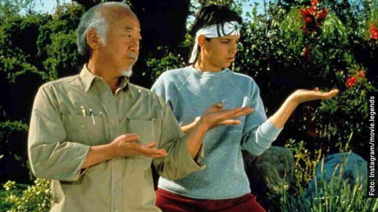 Quién es el señor Miyagi en Karate Kid y Cobra Kai