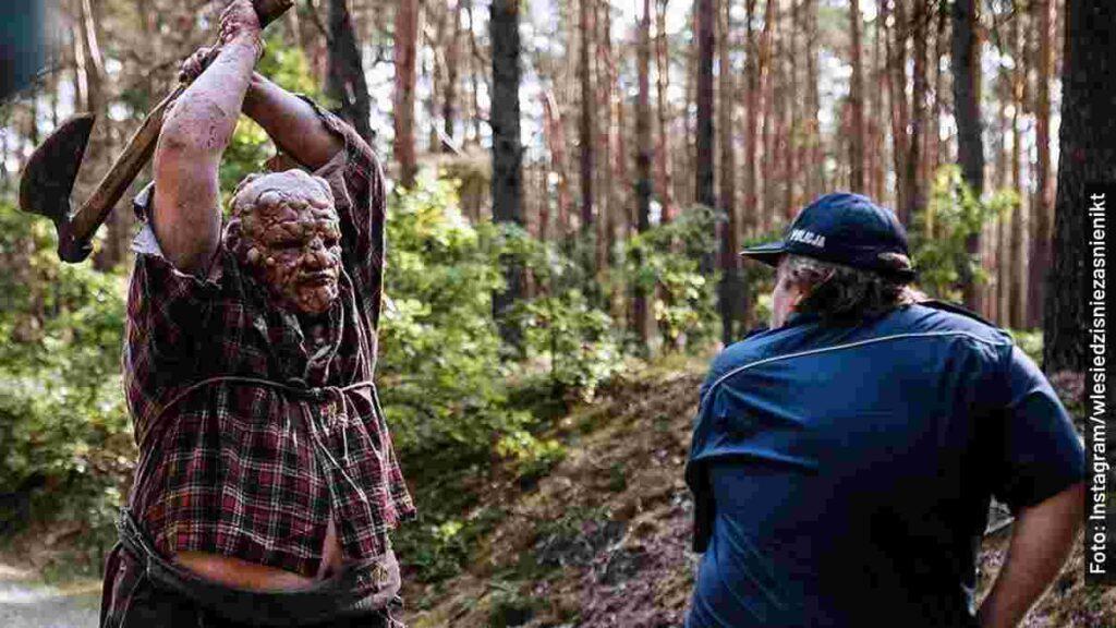 actores nadie duerme en el bosque esta noche