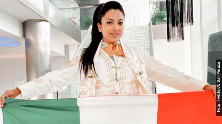 Ella es Citlali Peraza, La Inge en MasterChef México, reality de TV Azteca