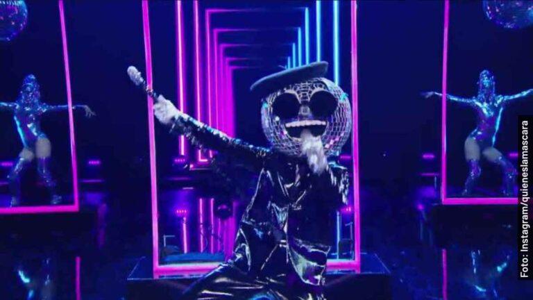 Quién es Disco Ball en La Máscara, reality show de Televisa
