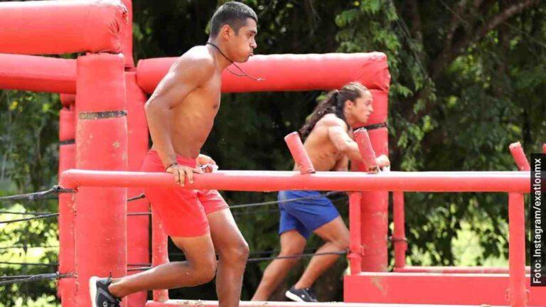 Así fue la nueva pelea entre Heliud Pulido y Ernesto Cázares en Exatlón México